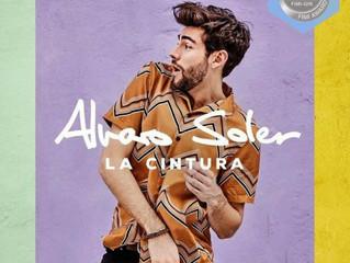 Alvaro's hit La Cintura is Double Platinum now in Italy!