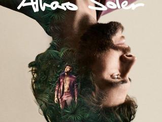 Today Alvaro brings out his third studio album Magia