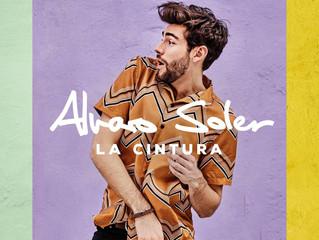 Alvaro's new single La Cintura is topping sales charts in Europe!