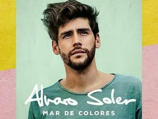 Alvaro releases his second studio album Mar de Colores (07/09/2018), a brilliant album you must list