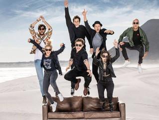 Don't miss Alvaro on the German TV show Sing Meinen Song - Das Tauschkonzert on VOX on Tuesday 7