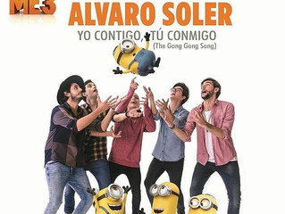 Alvaro's single Yo Contigo Tu Conmigo is now Platinum in Italy too! Congratulations, Alvaro!
