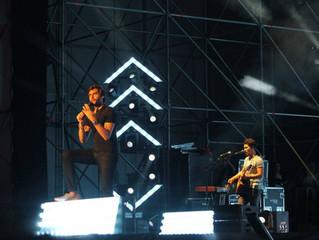 Alvaro in concert at the Maia Music Festival in Merano (Thursday 11/07)