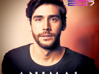 Alvaro has 4 nominations for the Daf BAMA Music Awards 2017! Congratulations, Alvaro! Don't forg