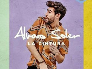 Alvaro's hit La Cintura is certified Platinum in Italy! Congratulations, Alvaro!