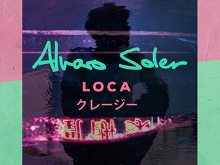 Alvaro's new single Loca is out today! Listen, sing and dance to Loca, download it now on ITunes