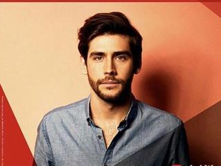 Alvaro at the festival Coca Cola Music Experience in Madrid on 21/10