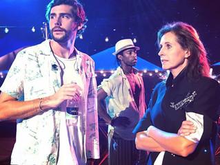 Alvaro performed La Cintura live on SRF Happy Day on Saturday 1st of September