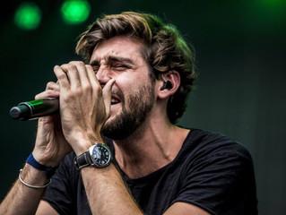 Last Saturday Alvaro performed at the Dutch festival Breda Live 2018