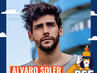 Alvaro is coming to Belgium on Sunday 18th of August with his Mar de Colores festival tour! He's