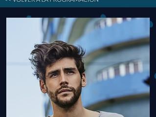 Álvaro anunció ya la primera fecha en España de su gira internacional Mar de Colores Tour 2020. ¡No