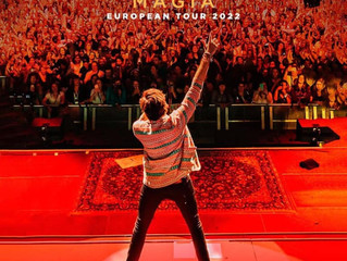 Alvaro will be on tour next year with his Magia European Tour! Hurry to get your tickets