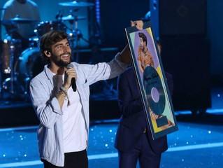 Alvaro takes Double Platinum in Poland with La Cintura and his CD Mar de Colores gets Platinum Statu