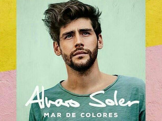 Alvaro's second album Mar de Colores will be out on the 14th of September! Presave it now alread