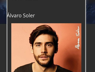 Alvaro is nominated for the Daf BAMA Music Award Best Male! Please vote!