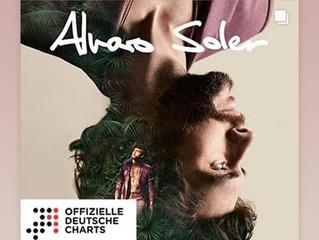 Alvaro's album Magia is #3 in Germany
