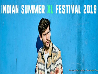 Alvaro will perform at the Dutch festival Indian Summer Festival in Langedijk on Saturday June 29th!