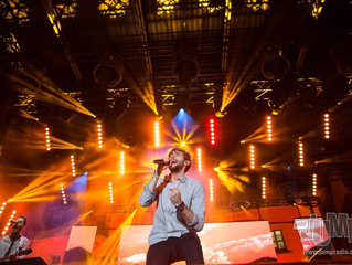 Alvaro performed his new hit La Cintura at MDR Osterfeuer last Saturday in Apolda (Germany).