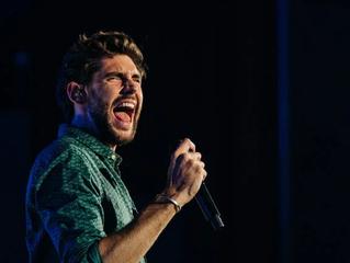 Alvaro in concert at the SWR3 New Pop Festival in Baden Baden
