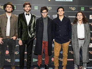 Alvaro won the award Canción del Año with Yo Contigo Tu Conmigo at the 40 Principales Music Awards l