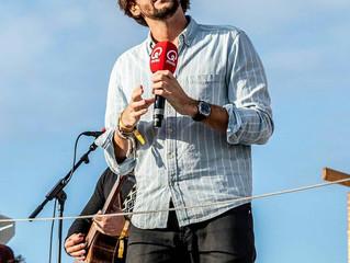 Last Sunday 11 000 people crowded the beach of Ostend, Belgium, to enjoy Alvaro's fantastic suns