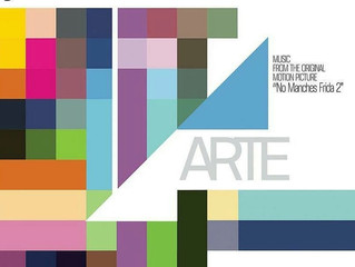 Alvaro teams up with Juanes for their new collaboration 'Arte', out today!