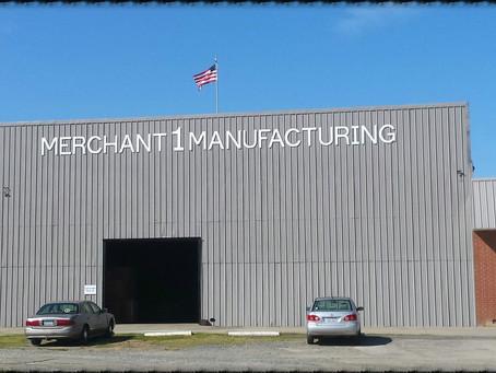 Merchant 1 Manufacturing opens in Reidsville