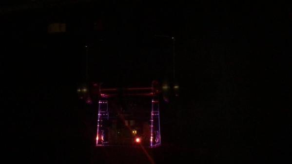 Tesla Coil in Zap Theatre