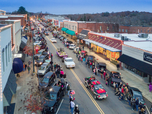 A Small Town Christmas returns to the North Carolina Foothills