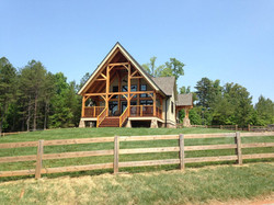 Timber House Pic