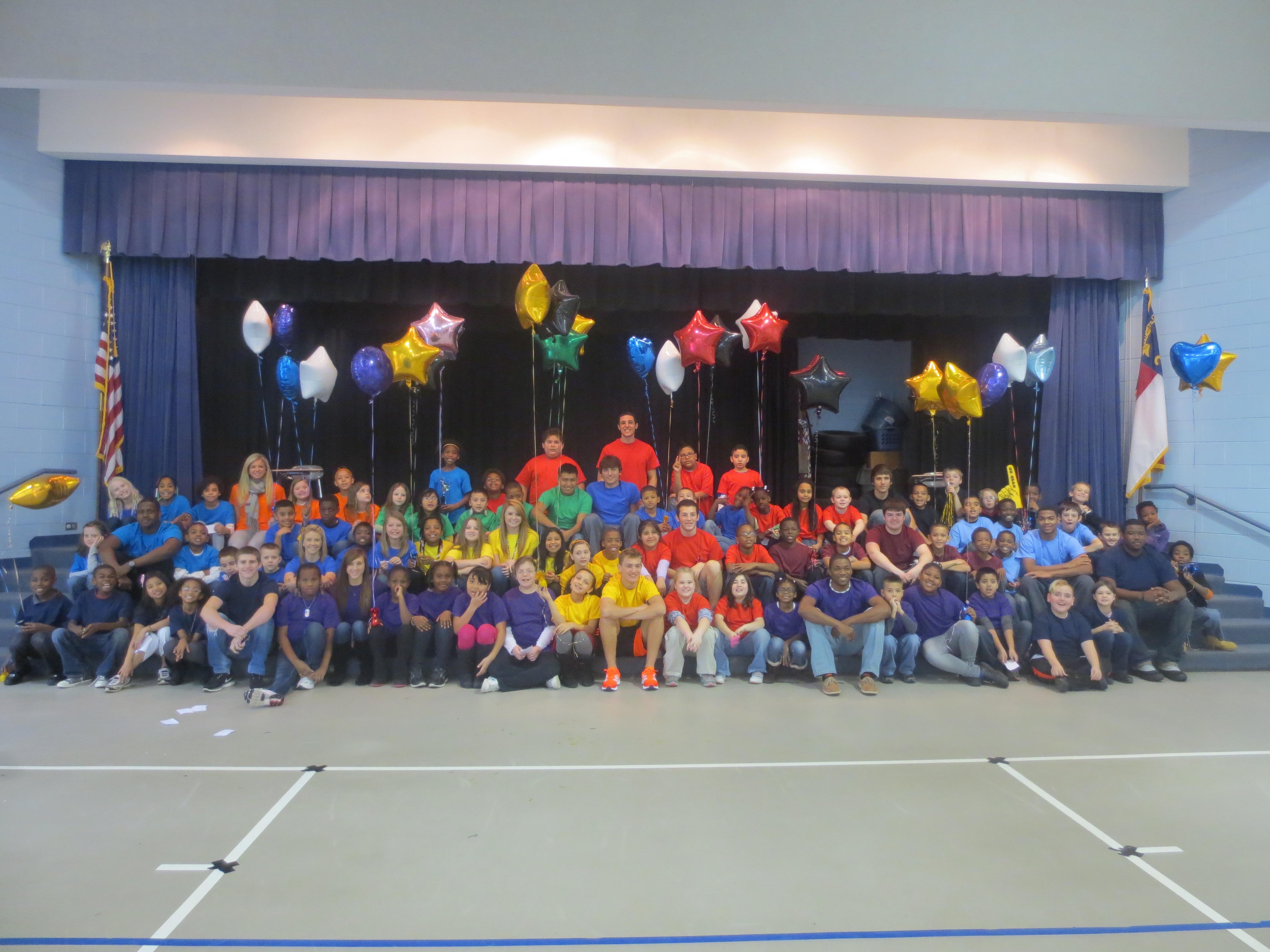 3rd Grade College Fair 8