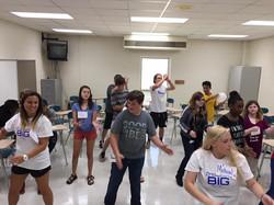 Dancing in the Classroom