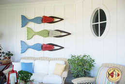 Iron Fish Mermaids