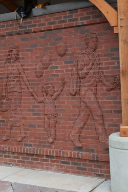 Brickwork at Market Square 3