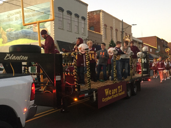 Themed Floats