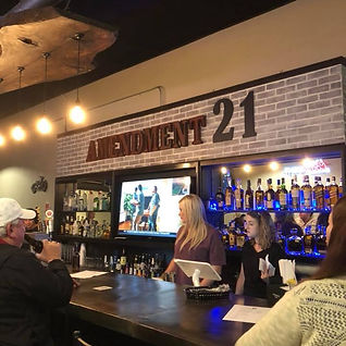 Amendment 21 Grill in Rutherfordton