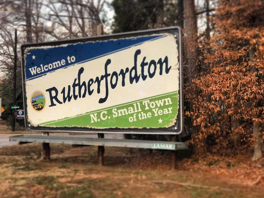 2016 NC Small Town of the Year