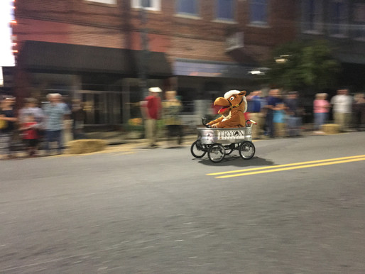 2-Day Hilltop Fall Festival and Soapbox Derby Race