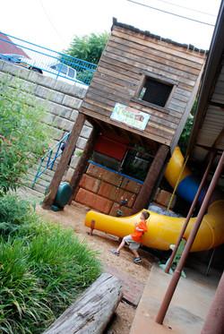 Discovery Garden Playground