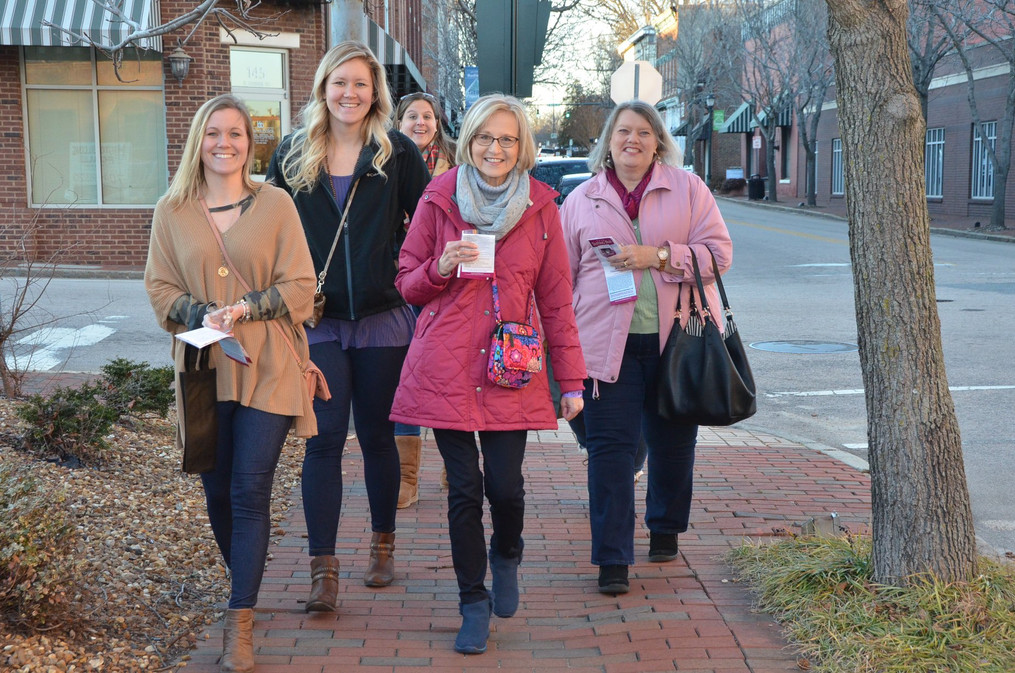 Shop and Dine in Salisbury