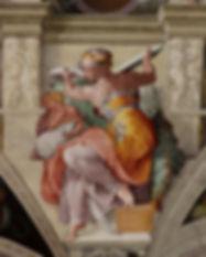 'LibyanSibyl_Sistine_Chapel_ceiling'_by_