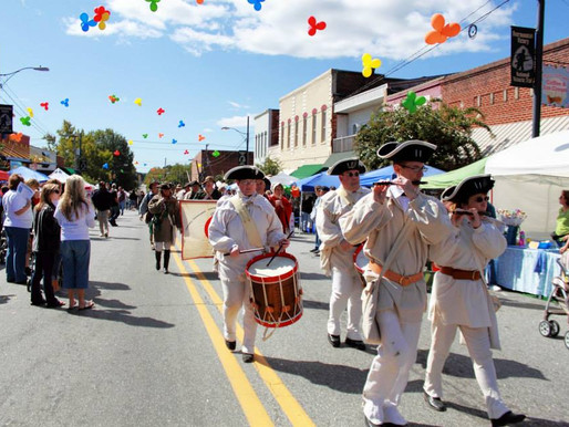 The Fight for Freedom Reaches Rutherfordton