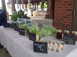 FB Farmers Market.Fresh Veggies