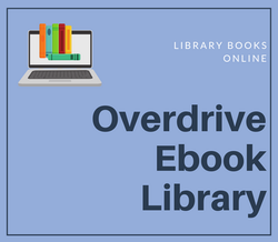 Overdrive eBook Library