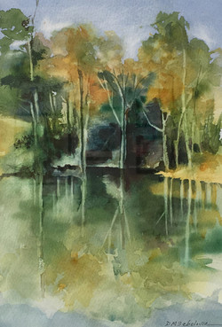 Donna Forest Watercolor