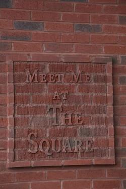 Brickwork Sign