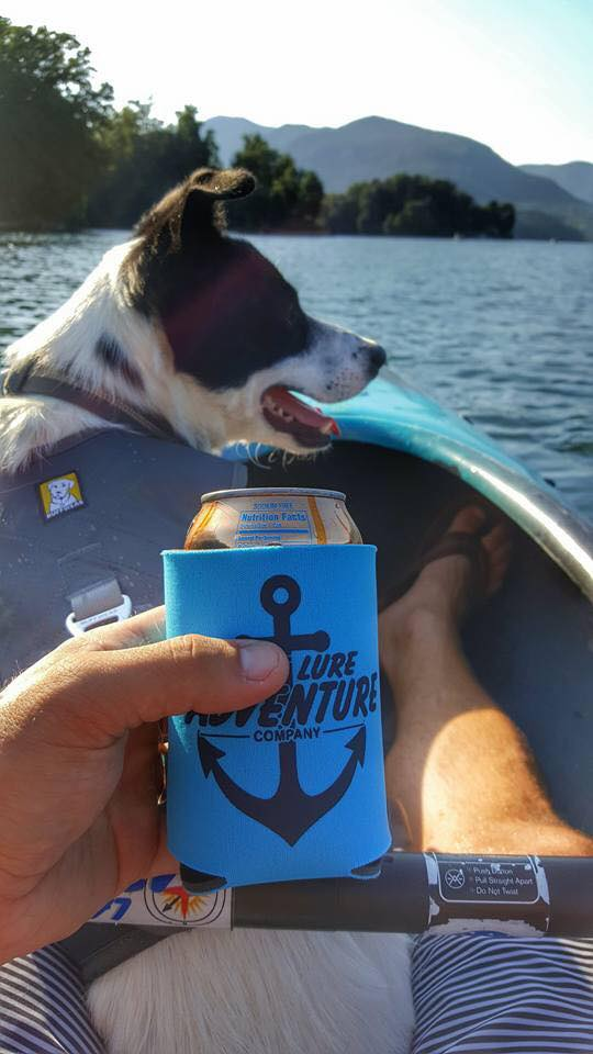A Kayak Ride with a Dog