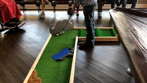 'Quay Mini Golf Tournament