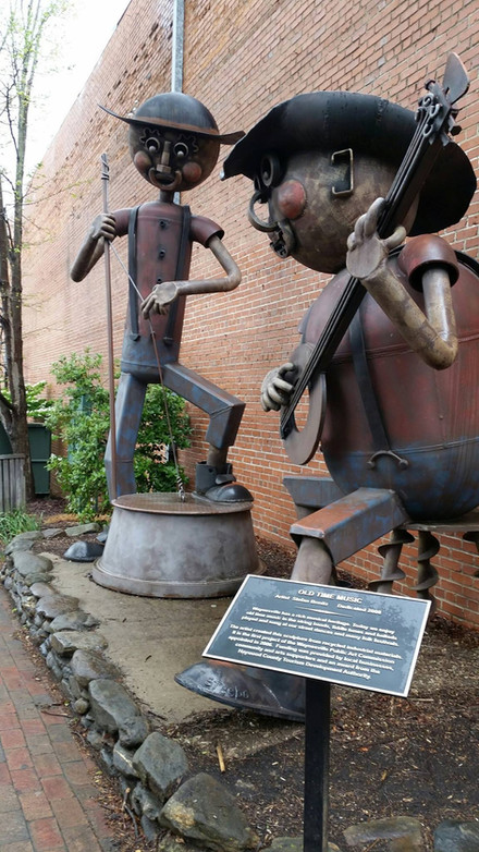 Waynesville Public Art