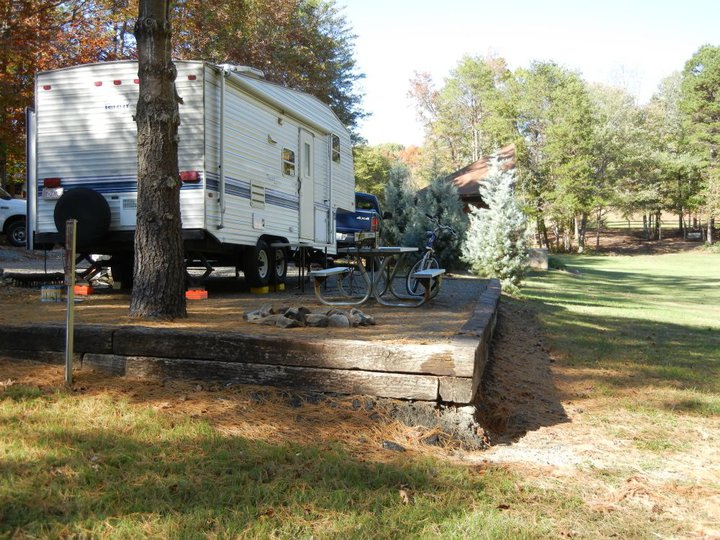Lake Reidsville camping